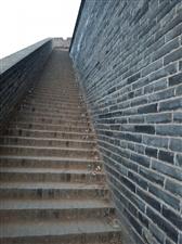 中�A第一��西水坡文化公�@快建成了