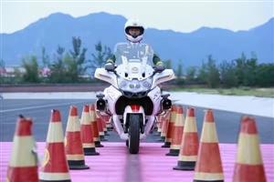 国宾护卫队同款二手摩托车。