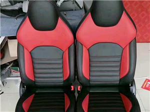 新�x汽�真皮座椅