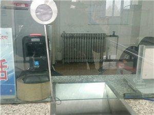 6:30到德令哈火车站买票,窗口居然长时间没人!