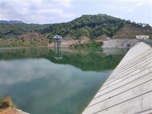寻乌太湖水库美景!满足大寻乌18万居民的用水需求,改善生活用水质量,可喜可贺!