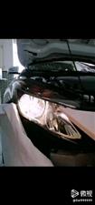 汽车大灯专业改装原厂卤素升级海拉五透镜加装远光炮