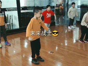 榕江DSD的小舞者们