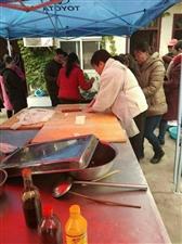 宝丰县残联在闹店镇残疾人职业技能培训班上的精彩演示
