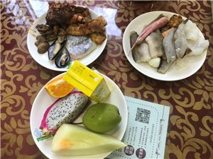 张家川在线美食探子走进熙和苑海鲜自助火锅餐厅