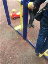 富顺滨江路,百步梯旁公园,脸都丢完了,说句实话,这素质不配用公共设施。