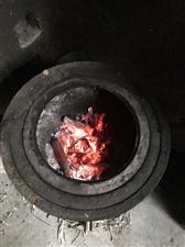 柴火烧饭就是香!王金庄壮壮