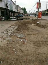 玉山街道改造工程进展缓慢,到底怎么回事?