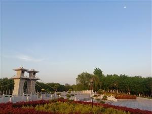 漫步美高梅官网公园