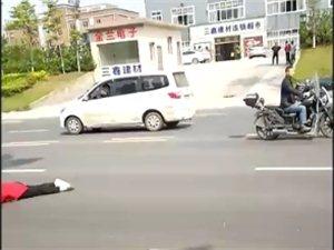 车辆必须分流