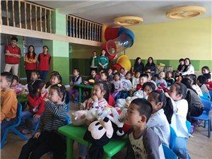 博乐幼儿园―泰迪熊医院活动