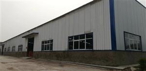 通许东工业园区钢构房对外出租