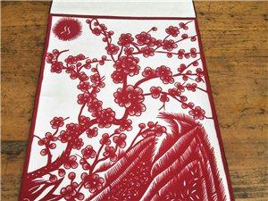 袁梅剪纸艺术