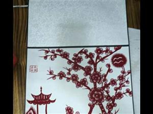剪纸艺术是本人从小喜爱的艺术,