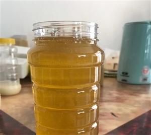 天然纯蜂蜜,50一斤包邮到家