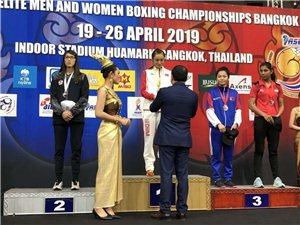 2019泰国曼谷亚运会中国拳击崛起,6块金牌