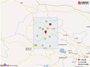 张掖肃南发生4.8级地震,距玉门老市区71公里!