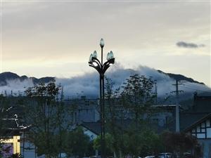 雨后天晴妙雾岚