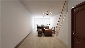 全新商铺,精装修、买一层得两层折合价8500/平方
