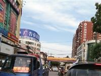 网友发帖:中山大街堵车了,路过的老乡请绕行!