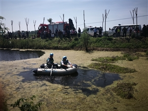 5月3日界首14岁少年落水救援事件