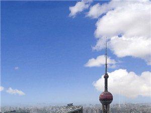 """五一的上海""""人从众""""模式"""