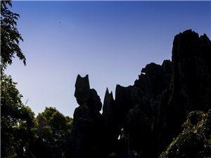 千姿百态的石林
