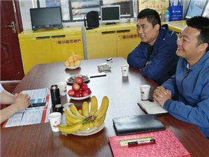 县委常委、副县长王琦调研指导张家川在线网站电子商务