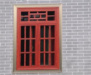 窗,一窗一画,心灵的窗户