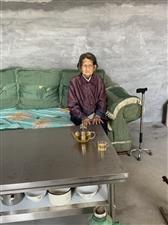 今天见了博兴一位百岁老人,101岁了,儿子为了母亲现在也不出去工作,在家专门照顾老人,为孝心点赞!