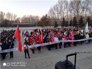 《女神节》巾帼健康徒步行,我为家乡来代言!