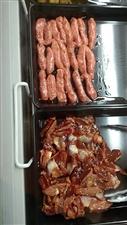 铁力首家半成品烧烤,烤肉店,店类肉品丰富,还提供各种烧烤用品,适合夏季自主烧烤旺季首选