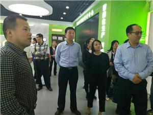 致公党陕西省委来山阳高坝开展脱贫攻坚民主监督调研