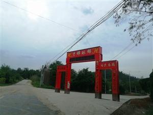 风景秀丽的锦林寺