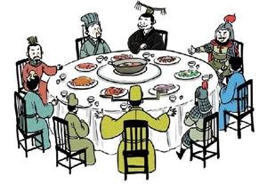 吃饭也能看出一个人的修养!