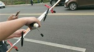 建平组装小飞机,可以上空的飞机模型