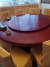 出售二首餐馆桌椅空调等