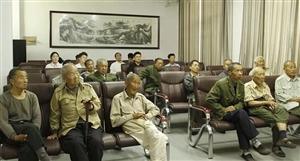 涡阳县人民医院神经内科志愿者走进光荣院义诊服务
