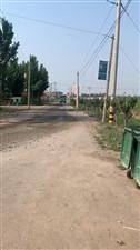 齐河县葛谢村村路都被压坏了!
