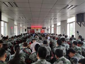 涡阳县牌坊镇2019年秸秆禁烧誓师大会