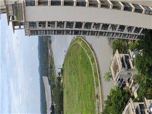 博鳌镇滨海小镇楼顶美景
