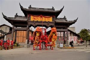 我深爱的家乡中国红军城旺苍县