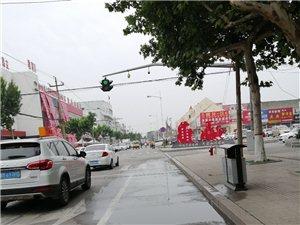一到博兴下雨天,骑电车都要把腿举高高,不然……