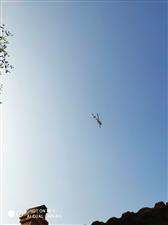 大早上的飞机想干嘛→_→