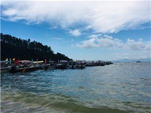 惠州大亚湾霞涌黄金海岸