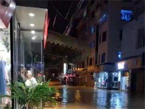 麻江水灾。。。