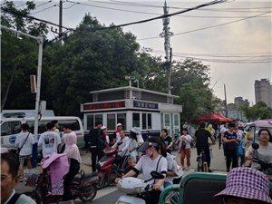 临泉红十字应急救援工作为高考做保障