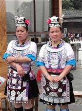广西桂林民族风情园一一�R岭鼓寨2019年5月1