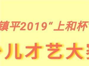 """镇平2019?#21543;?#21644;杯""""少儿才艺大赛总决赛成功举办!"""