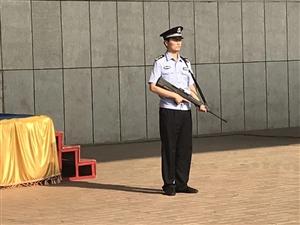 洛阳市公安局侦办杨坡等人涉黑恶犯罪集团公开指认现场暨扫黑除恶专项斗争深入宣传发动动员大会